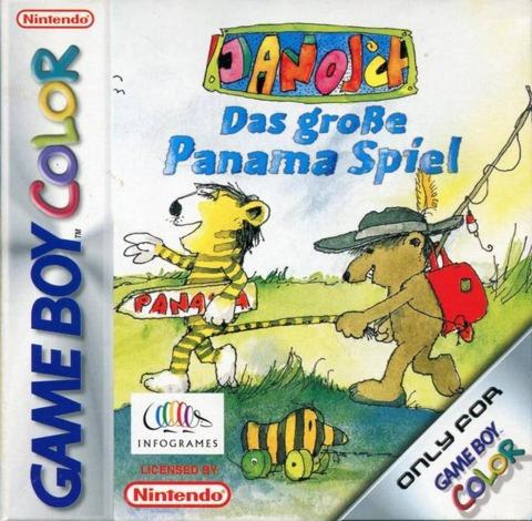 Janosch: Das grosse Panama-Spiel