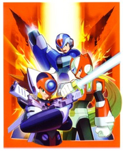 Mega Man X series.png