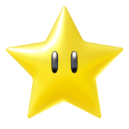 Super Mario Party - Item - Superstar