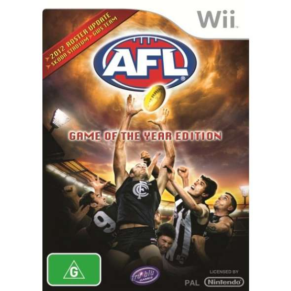 AFL: Game of the Year Edition