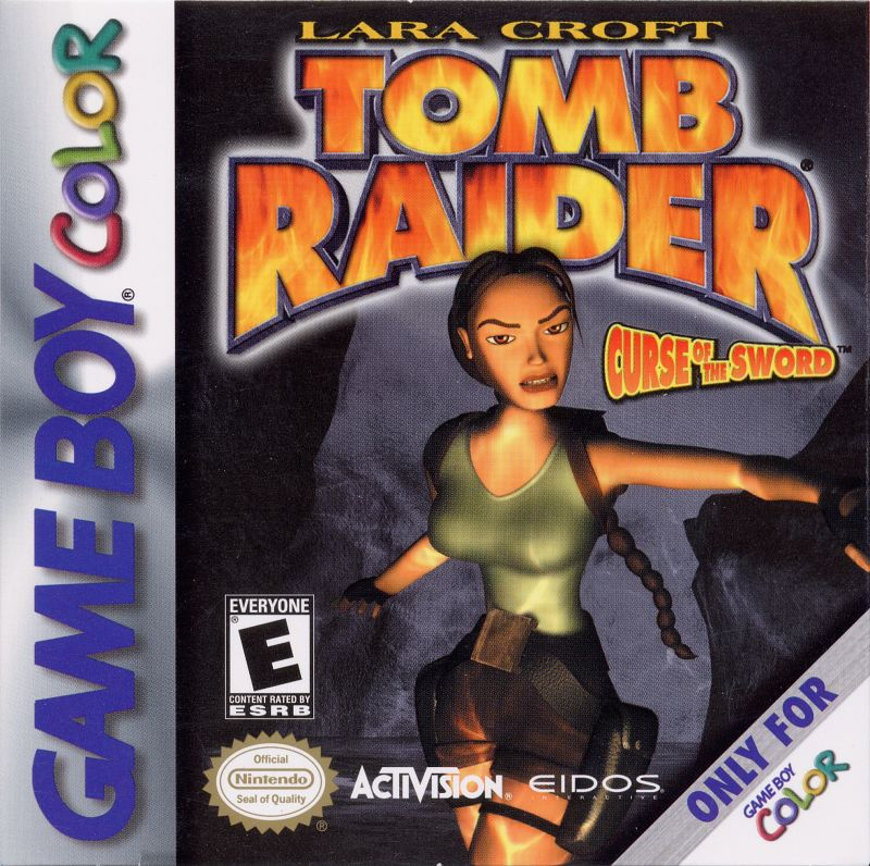 Tomb Raider: Curse of the Sword