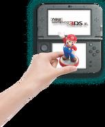 Amiibo - Console - New 3DS XL