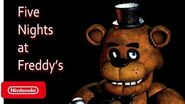 Five Nights at Freddy's - Nintendo Switch Trailer