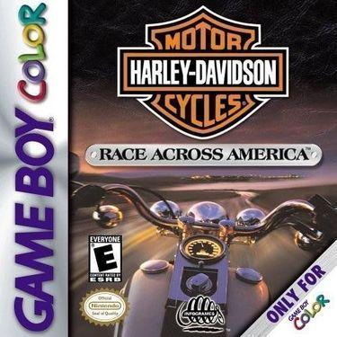 Harley Davidson: Race Across America