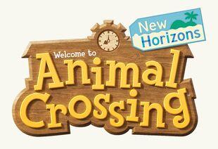 Animal Crossing - New Horizons logo