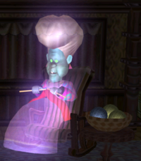 Nana (Luigi's Mansion)