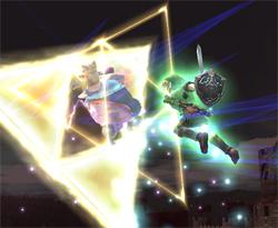 Triforce Slash
