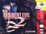 Resident Evil 2 (Nintendo 64)