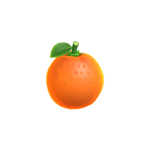 Animal Crossing New Horizons - Orange