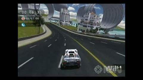 TrackMania Wii Teaser Trailer