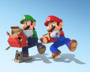 Nintendo Labo × Mario Kart 8 Deluxe (Duo)