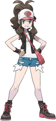 Hilda (Pokémon Trainer)