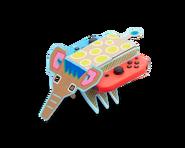 Nintendo Labo - RC Car - Custom 2