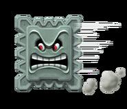 Super Mario Maker 2 - Horizontal Thwomp
