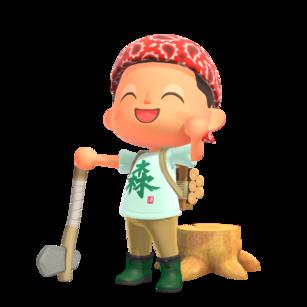 Animal Crossing New Horizons - Character artwork 08