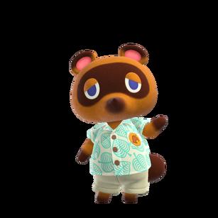 Animal Crossing New Horizons - Tom Nook