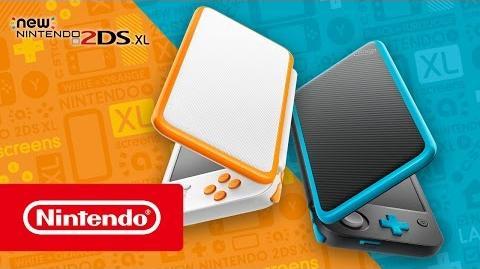 CuBaN VeRcEttI/Nintendo sacará al mercado la nueva consola portátil New Nintendo 2DS XL el 28 de julio