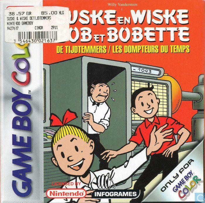 Bob et Bobette: Les Dompteurs du Temps