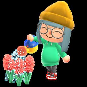 Animal Crossing New Horizons - Character artwork 07