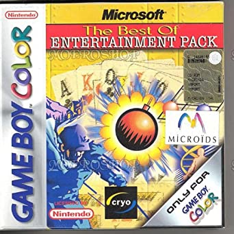 Microsoft: The Best of Entertainment Pack