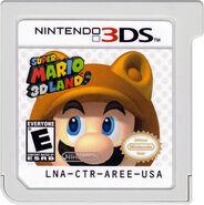 Super Mario 3D Land GameCard