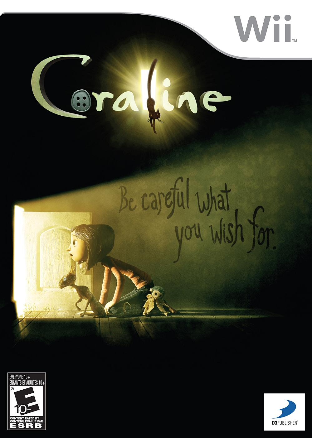 Coraline (video game)