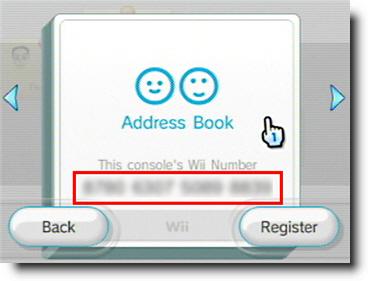 Wii Number