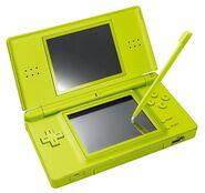 Nintendo DS Lite Lime Green