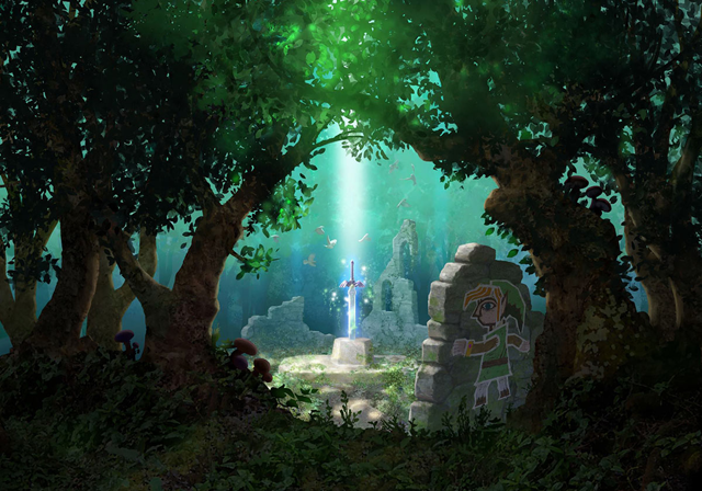 FF Fan/What is your favorite Zelda game?