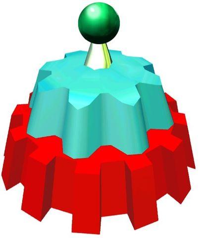 Zirconium Rotor
