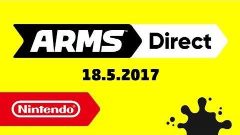 CuBaN VeRcEttI/El último ARMS Direct presenta un análisis profundo de este videojuego