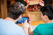 Nintendo Labo - Vehicle Kit - Lifestyle photo 01