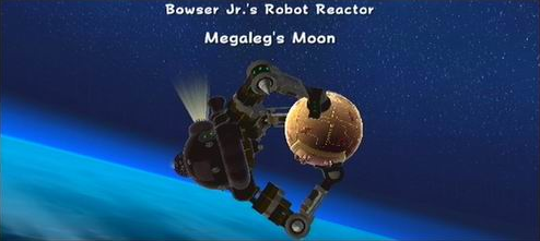 Bowser Jr.'s Robot Reactor