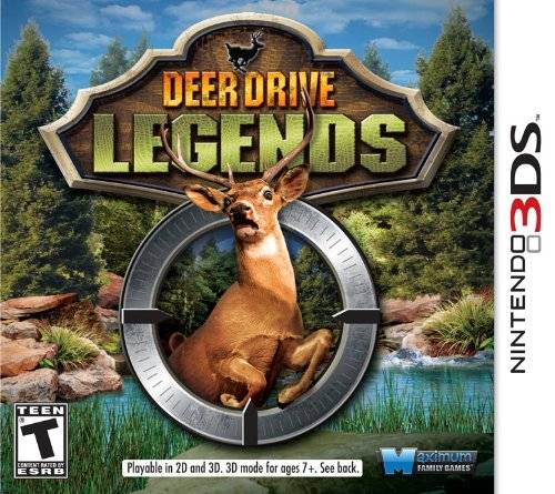 Deer Drive Legends 3D