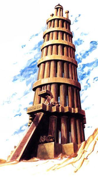 Ganon's Tower