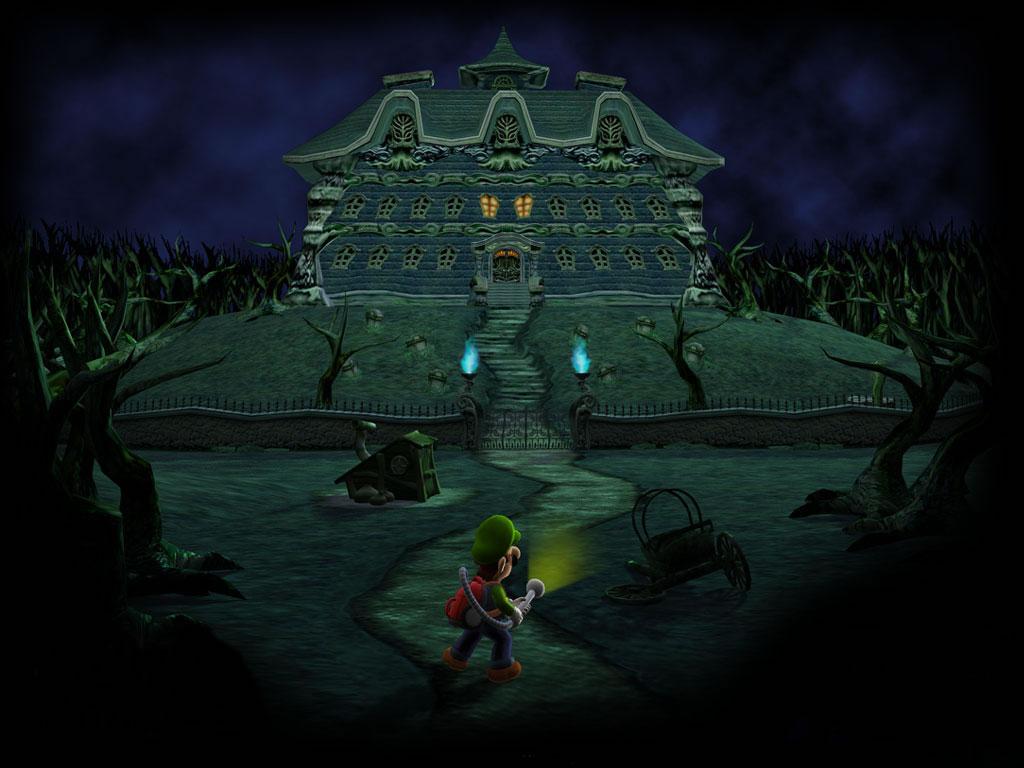 Luigi's Mansion (location)