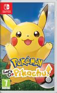 Pokémon Let's Go, Pikachu! (EU)