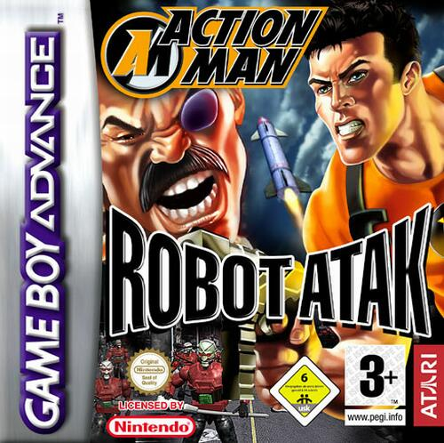 Action Man: Robot Atak