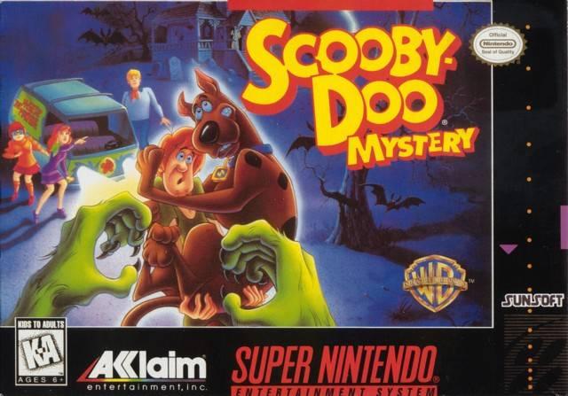 Scooby Doo Mystery Nintendo Fandom