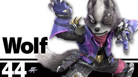44- Wolf – Super Smash Bros. Ultimate
