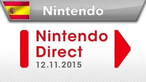 CuBaN VeRcEttI/Nintendo anuncia nuevos lanzamientos para Wii U y Nintendo 3DS para finales de 2015 y principios de 2016