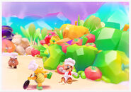 Super Mario Odyssey - Photo artwork 02
