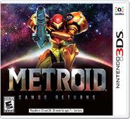 Metroid Samus Returns (NA)