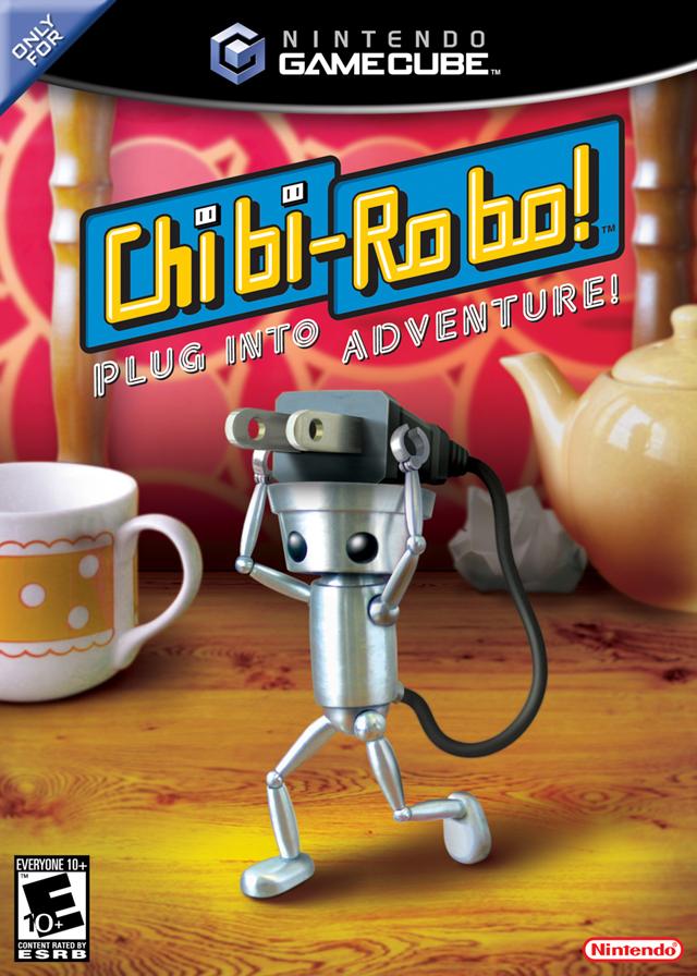 Chibi-Robo!: Plug Into Adventure!