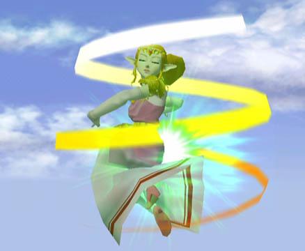 Farore's Wind (move)