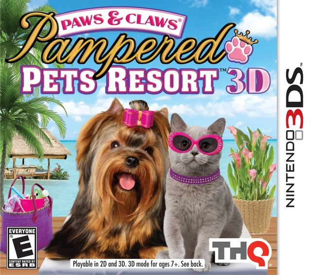 Paws & Claws: Pampered Pets Resort 3D