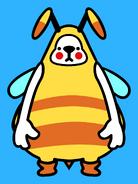 Rhythm Heaven Megamix Big Bee
