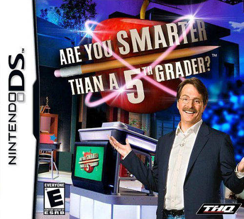 Are You Smarter than a 5th Grader? (video game)