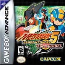 Mega Man Battle Network 5