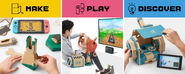 Nintendo Labo - Vehicle Kit - Artwork 01